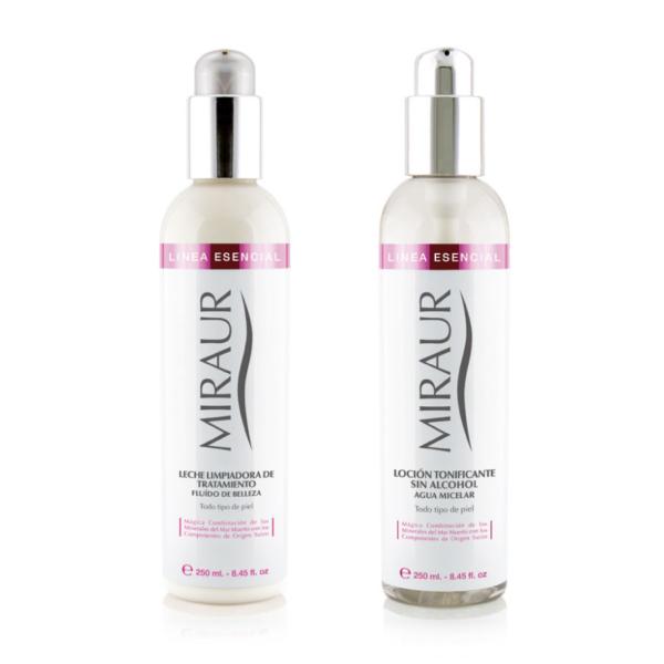 Essential cleaning pack-miraur-dermocosmetics