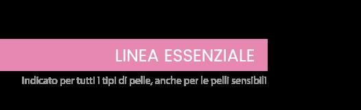 linea-ESSENZIALE
