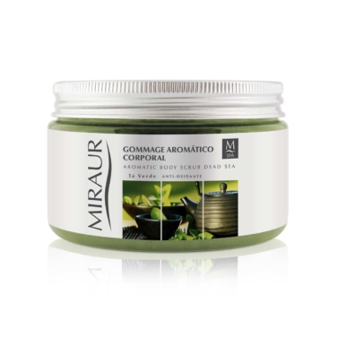 gommage-aromatico-corporal-te-verde-miraur-dermocosmetics